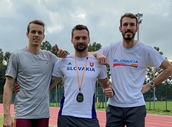 Athletics Malta in drive to attract sports tourism as Slovak stars hold training camp in Malta