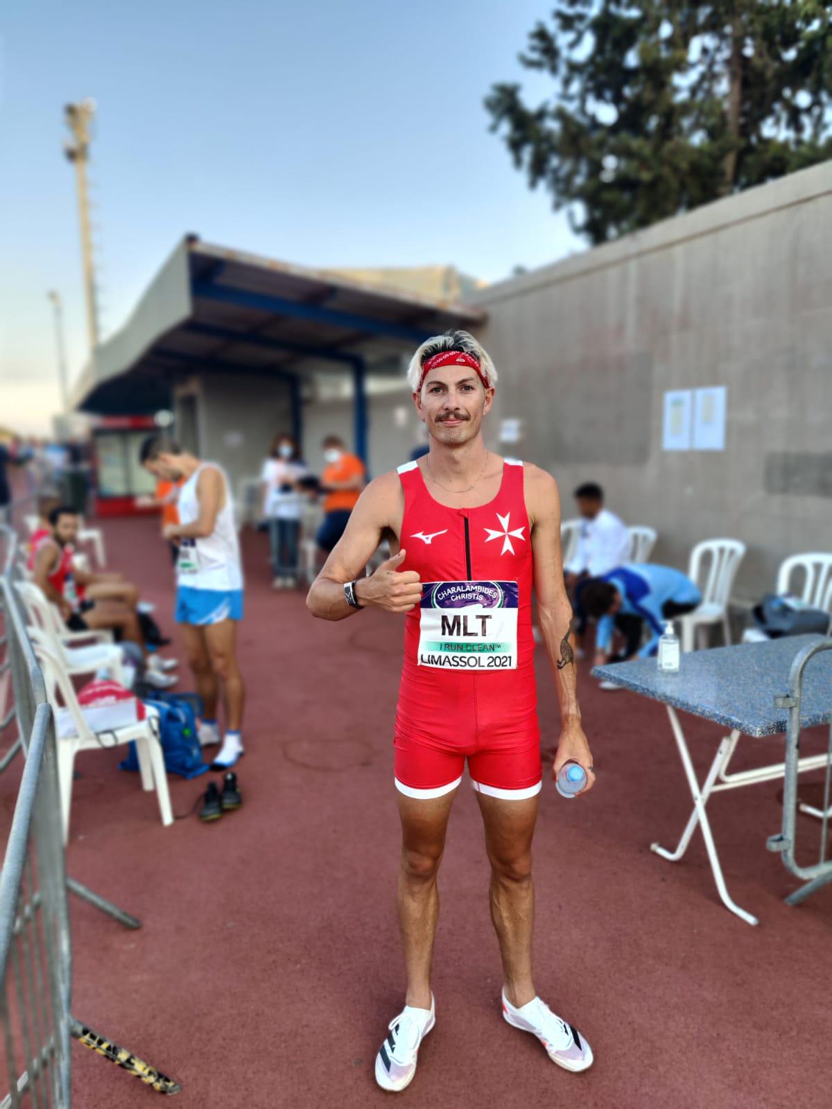 Athletics: Malta registers best-ever performance abroad in European Team Championships
