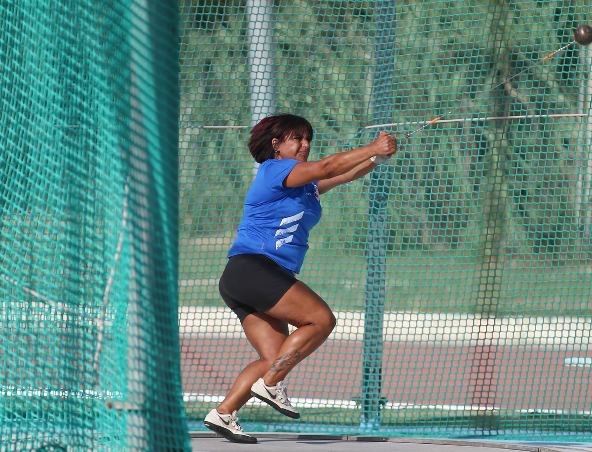 National hammer throw record broken as MAAA athletics competitions return in style