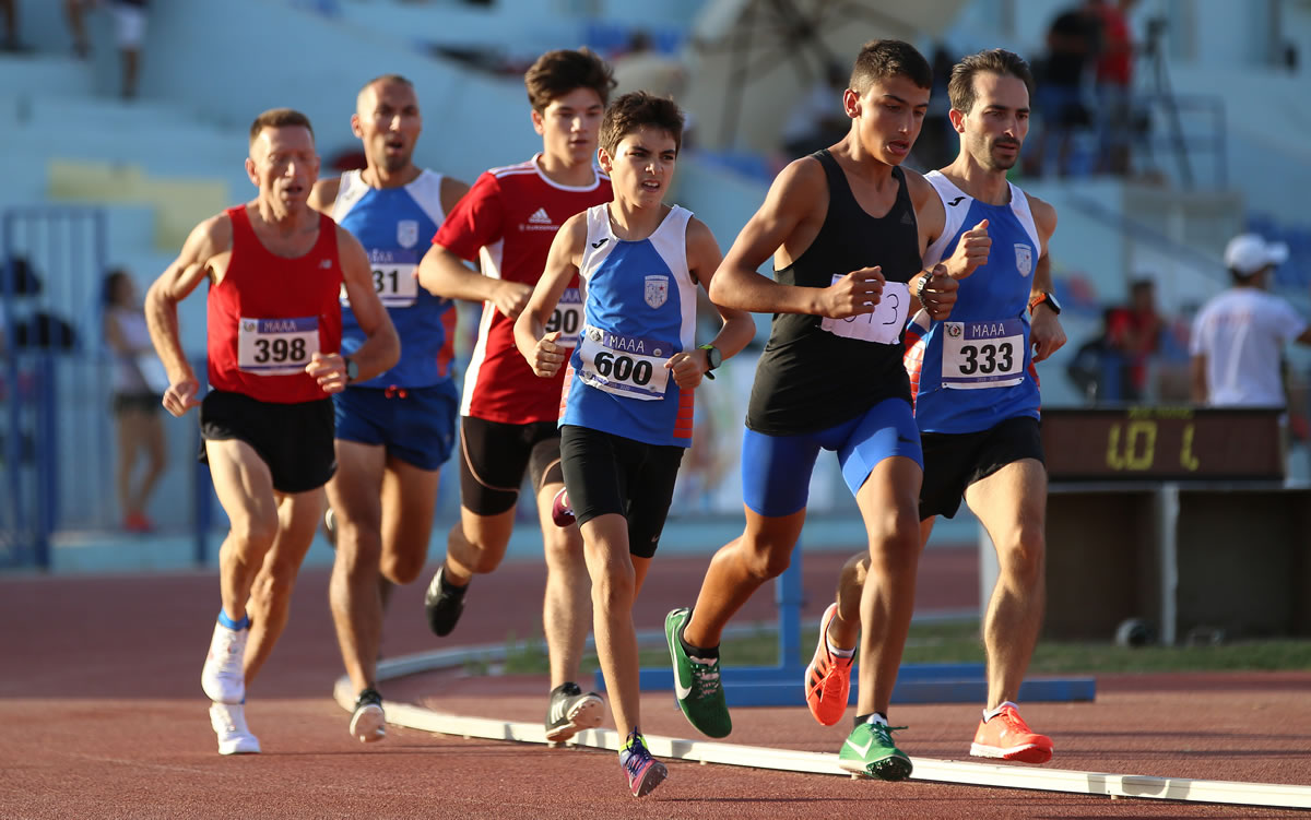Athletics: String of records broken during Youth Championships and Seniors' Open Challenge