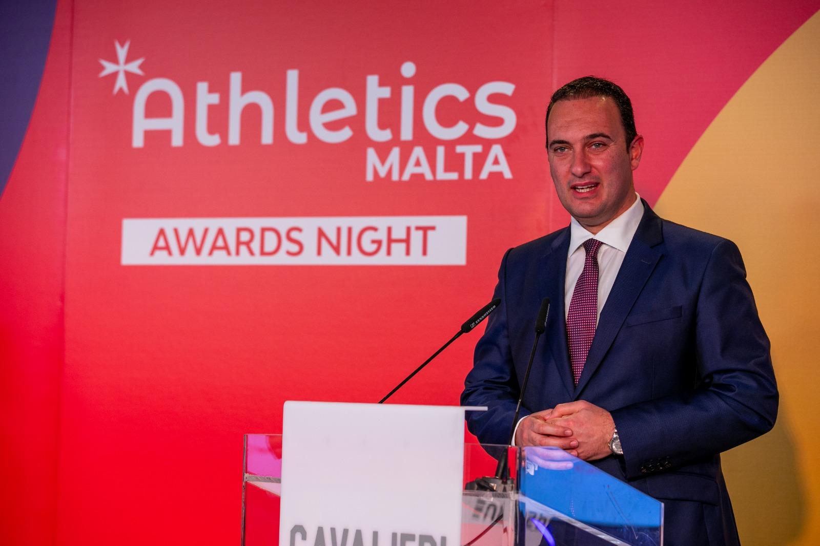 Janet Richard, Luke Farrugia win Athlete of the Year Award for 2020