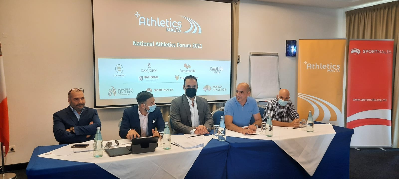 Athletics Malta looks to the future with its first National Forum